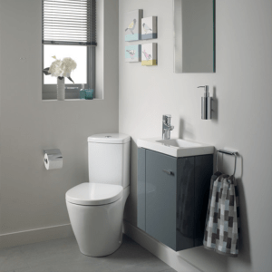 Ideal Standard Concept Space Saving Corner Toilet WC