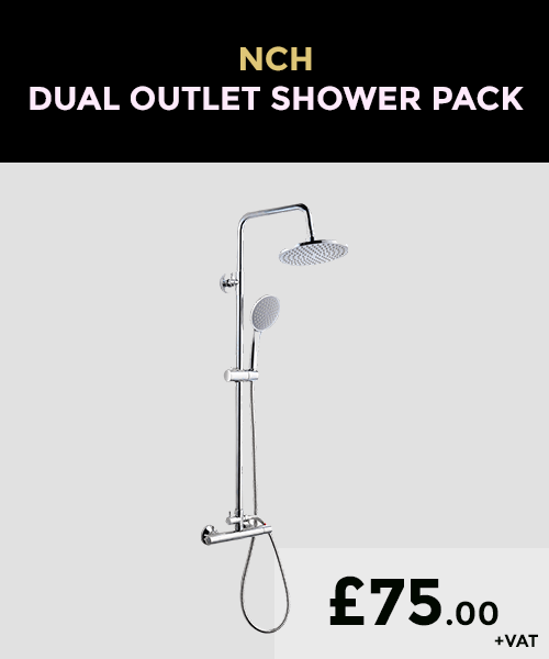 NCH Dual Outlet Shower Pack_Trade Deals