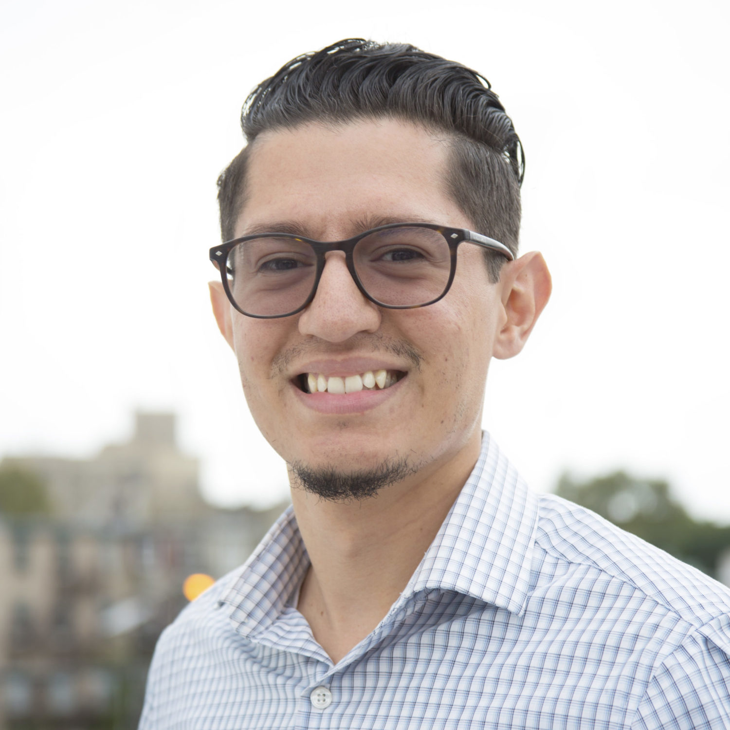 Joshua Echeverria - Families for Literacy Case Manager <br/>