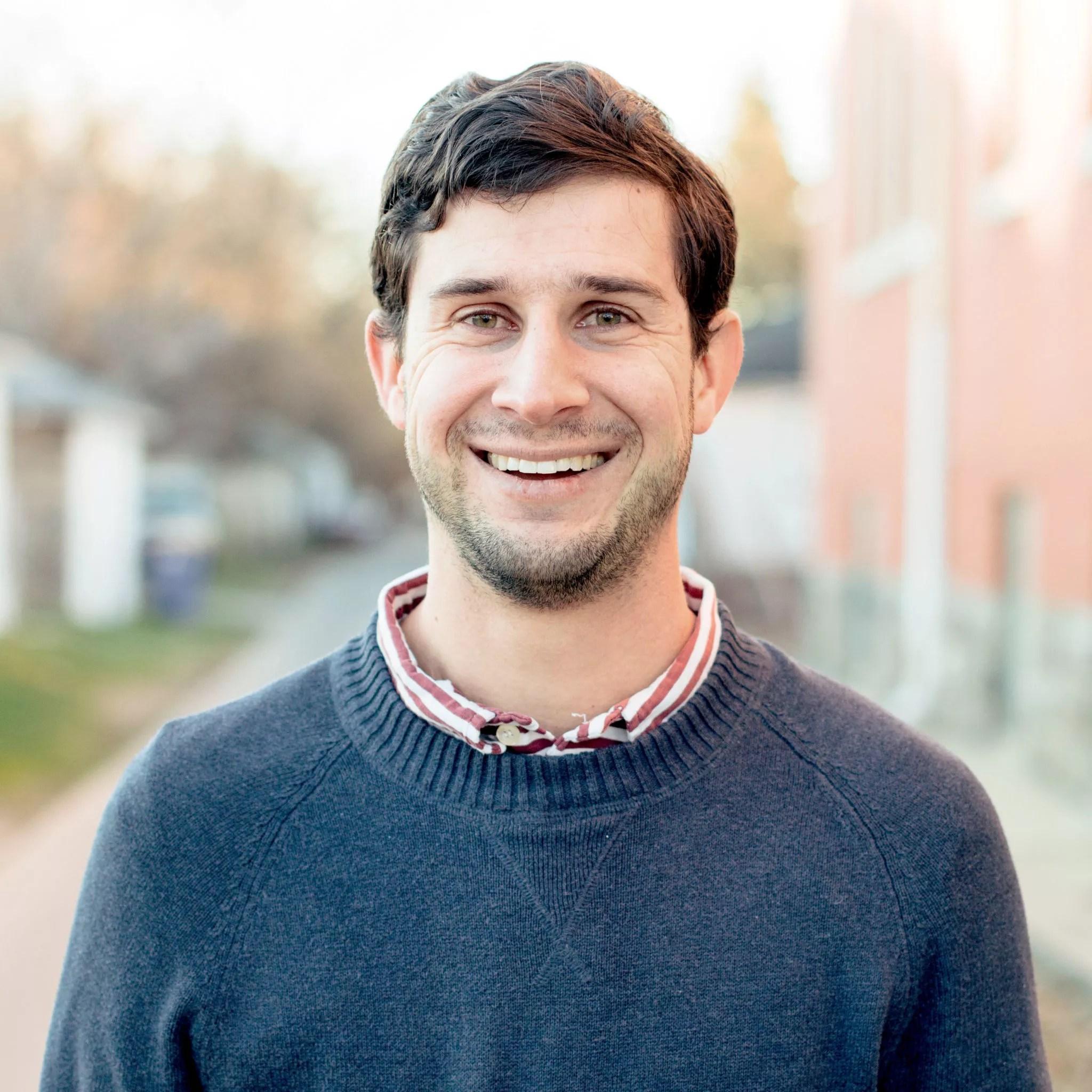 Scott Pichard - Ministry Intern <br />