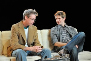 "Martin McClendon and Erik Hellman in ""Honest""/Photo: Mark Campbell"
