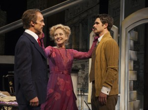 James Ridge, Deborah Staples and Marcus Truschinski/Photo: Zane Williams