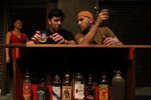 (l-r) Carmen Molina, Neal Starbird, Joshua Davis/Photo by Zachary T. Webb