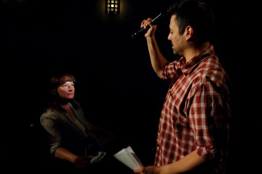 Juan Francisco Villa and EM Lewis/Photo: Anthony Aicardi