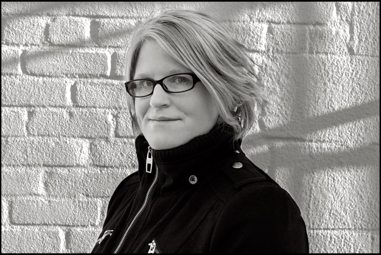 Composer Jenny Olivia Johnson