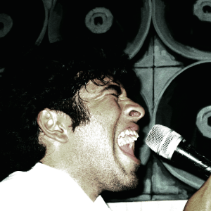 Composer Paul Pinto