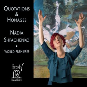 nadia shpachenko quotations and homages