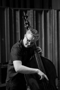 Bassist-composer-improviser and new New Classic LA writer Miller Wrenn