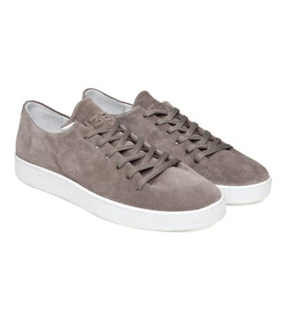 8442 5800 106 H32 Sneakers Onepiece Taupe Suede 1