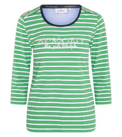 HVPolo_dames_t-shirts_Mildrit_groen-wit_1 (1)