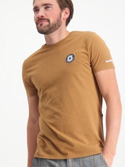 Haze&Finn t-shirt badge rubber