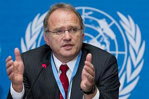 Christof Heyns, Special UN Rapporteur on Extrajudicial, Summary or Arbitrary Executions