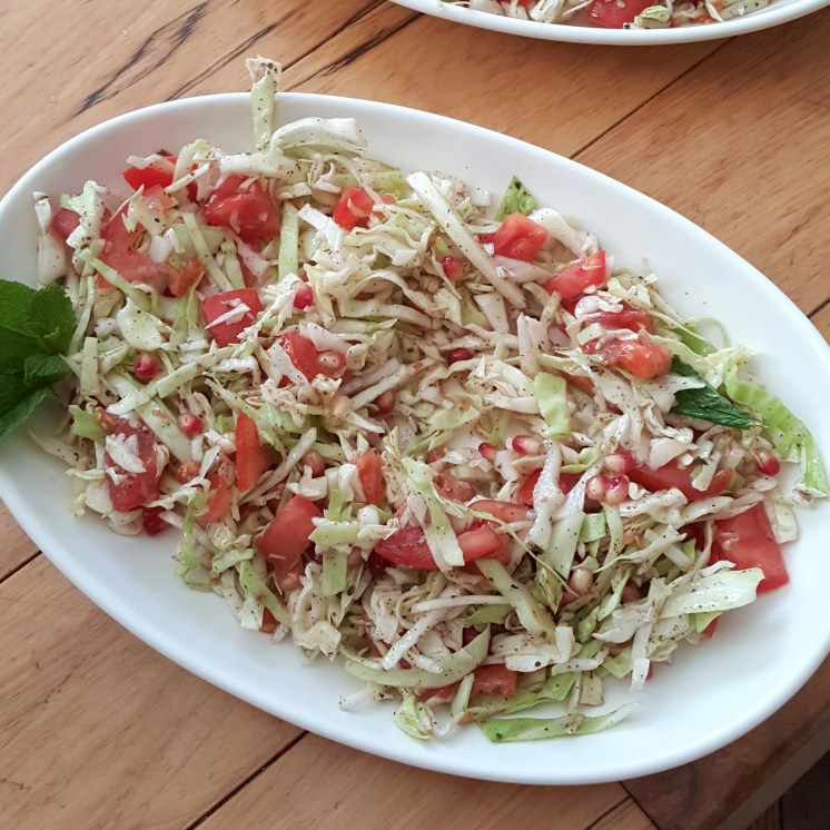 Salateh Malfouf سلطة ملفوف