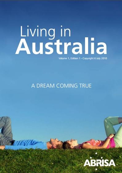 Living in Australia Vivendo Na Australia