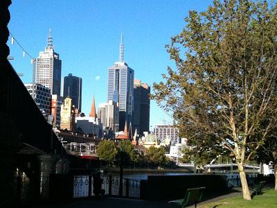 Melbourne Victoria Australia Information