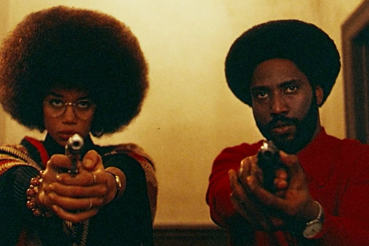 The New Commons Film Series: BLACKkKLANSMAN