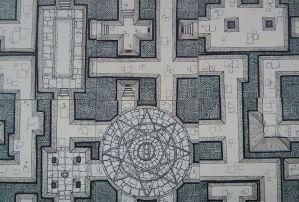 dungeons & dragons beginner map