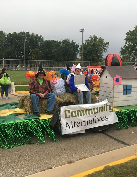 Ca At Homecoming Community Alternatives