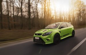 Ford Focus RS - Odelin Zadra