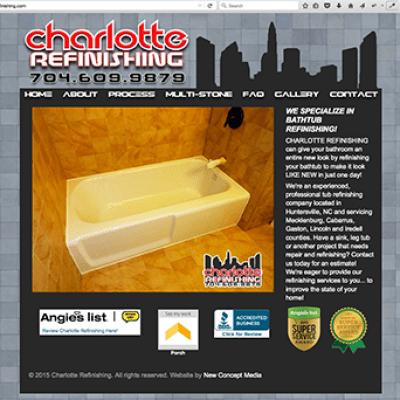 Charlotte Refinishing | Charlotte, NC
