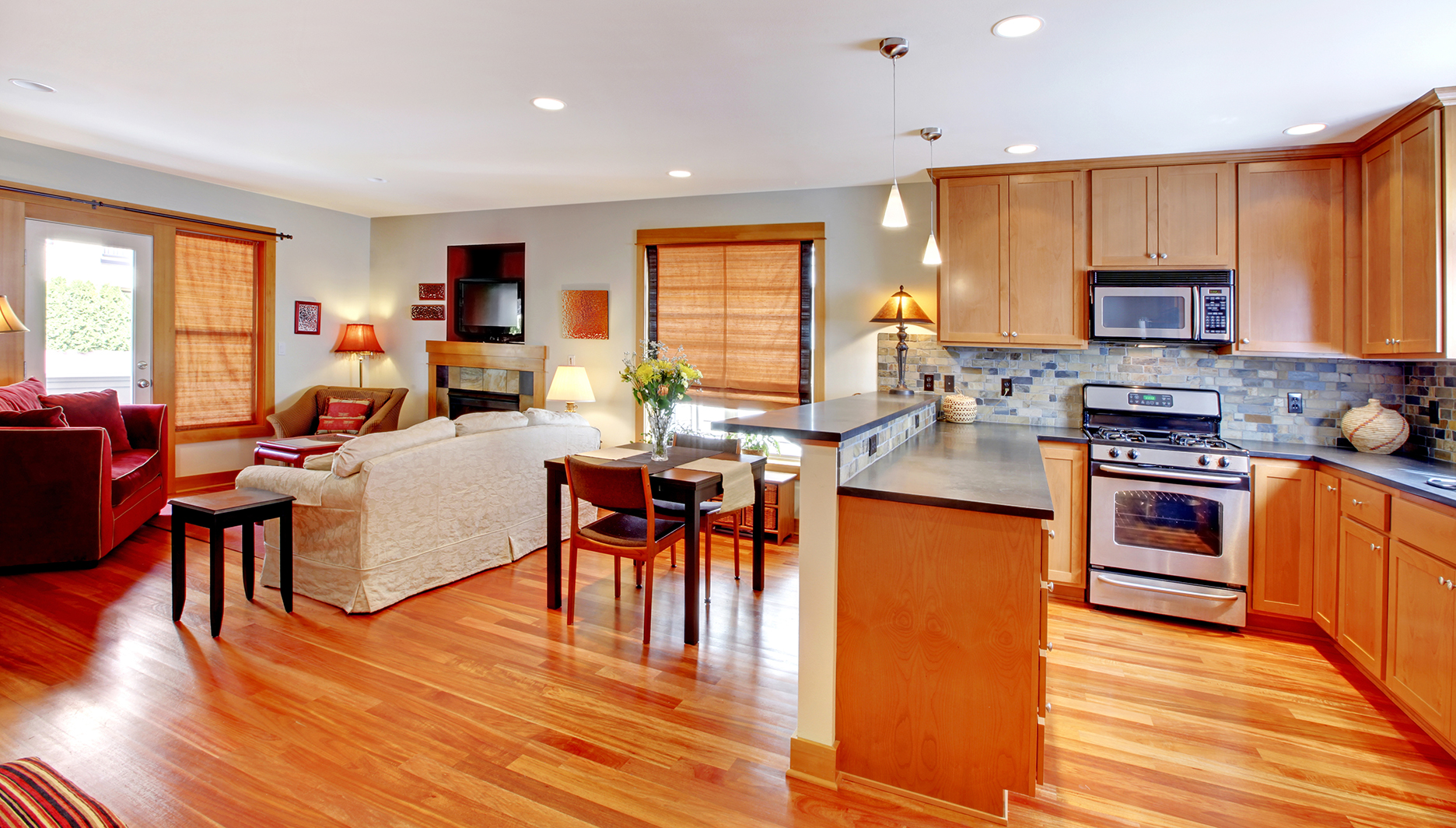 The Rising Trend: Open Floor Plans For Spacious Living