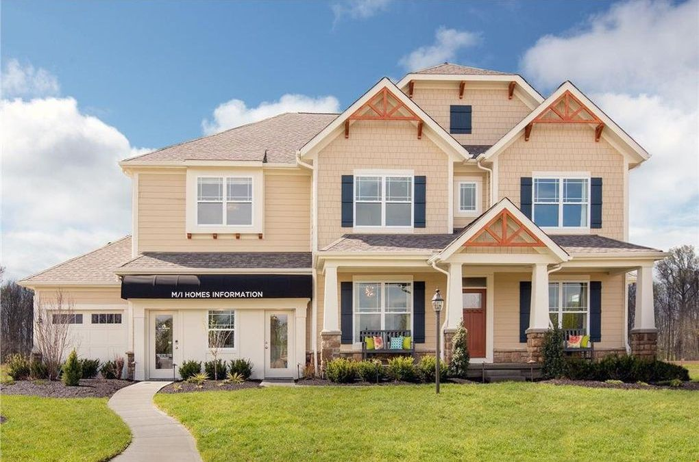 New Neighborhood Spotlight: The Reserve at Scioto Glenn
