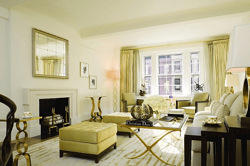 40 East 66th Street Upper Side Luxury Apartments Nyc Living Area