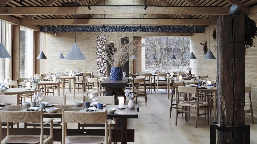 Noma dining room