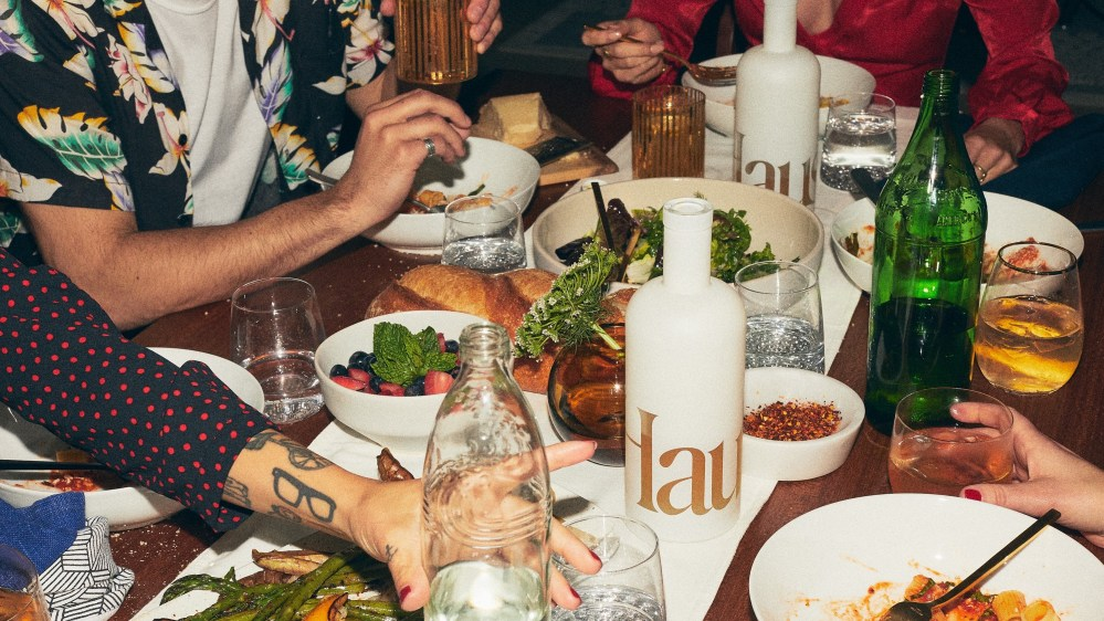 Haus dinner party