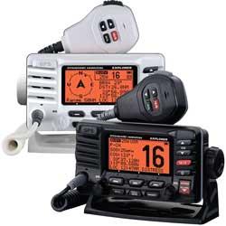 STANDARD HORIZON GX1700 Compact VHF Radio w/Built-In GPS (West Marine) Image
