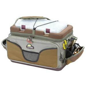 This system instantly grabs and holds any. Plano Guide Series 3700 Tackle Bag West Marine
