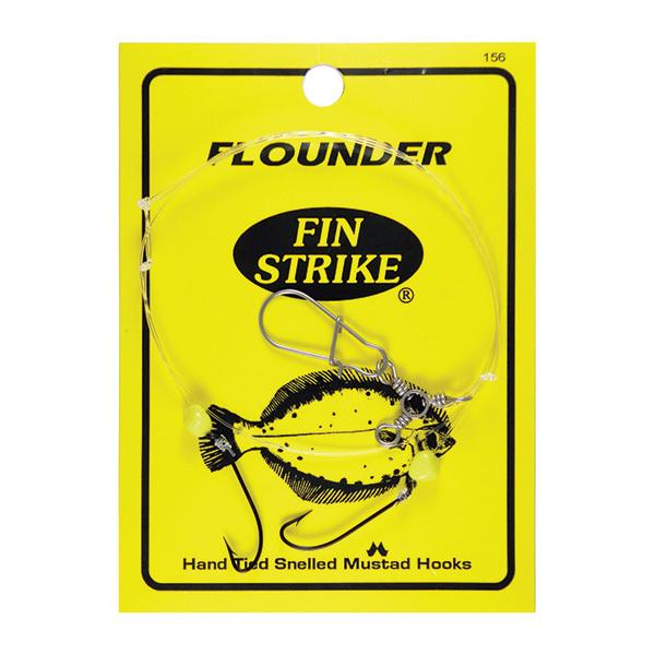 Fin Strike Flounder Rigs