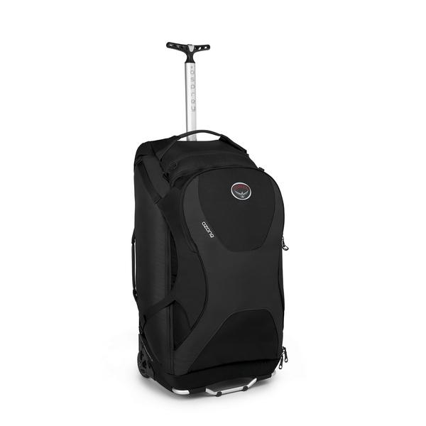 """Osprey Ozone 28"""" Rolling Luggage Black"""