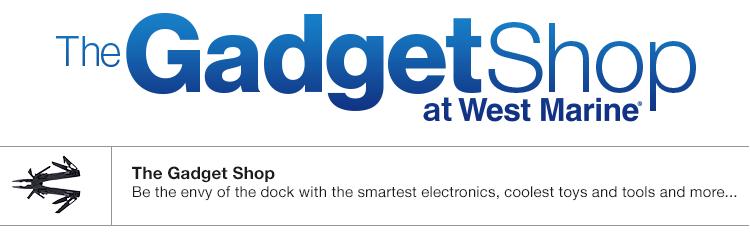 west marine gadget shop