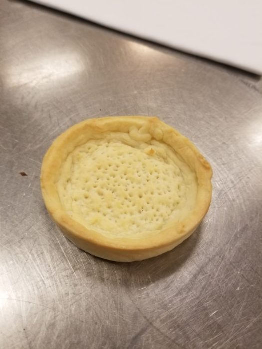 how to make a tart shell