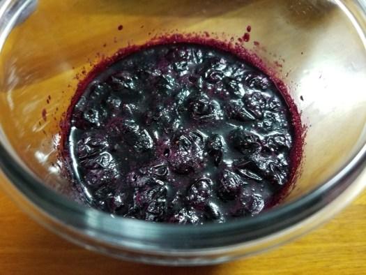 Healthy blueberry jam recipe