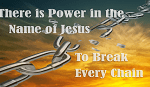 God's story of breaking the chains of abuse