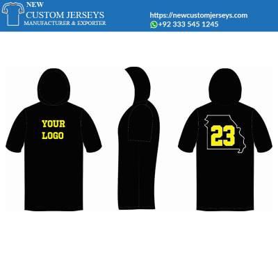 Basketball Shooting Shirts with Hood