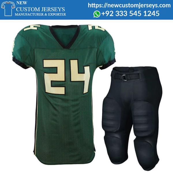 Custom Youth Football Jerseys