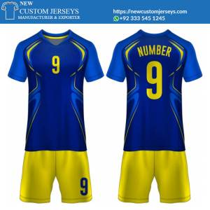 Football jerseys Maker