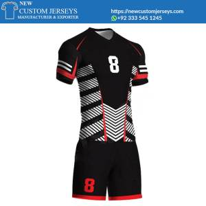 Sublimated Soccer Team Jerseys