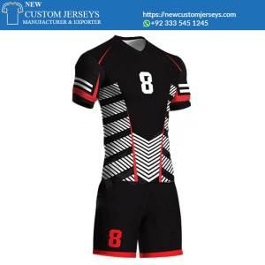 Sublimated Soccer Team Jerseys
