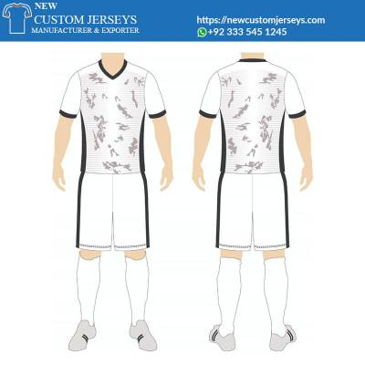 Sublimation Soccer Jerseys