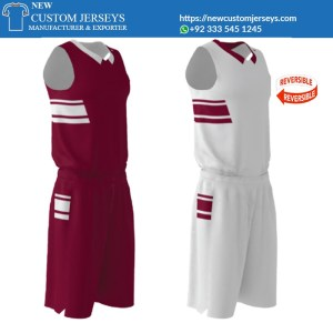 cheap reversible basketball jerseys