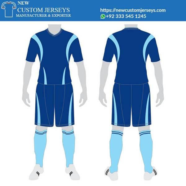 Custom Made Soccer jerseys