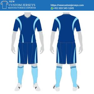Custom Made Soccer jerseys