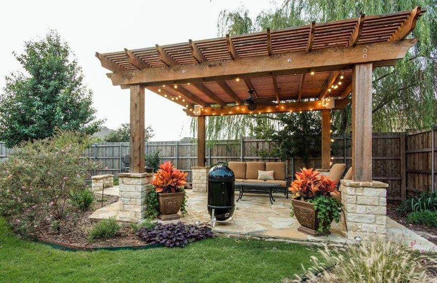 top 3 patio cover options to beat the summer heat new dawn awning