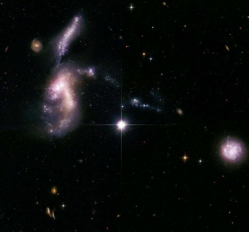 Galaxies View
