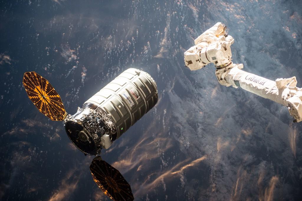 Orbital Cygnus - Nasa