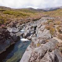 Tongariro Northern Circuit: Day One